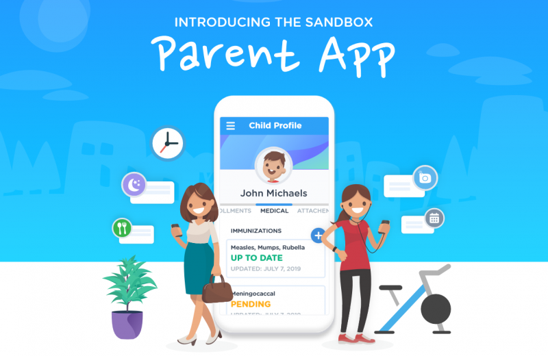 **NEW** Parent App!